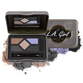 L. A. Girl Inspiring Eyeshadow Palette You're Smokin' Hot! GES337