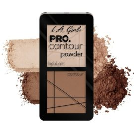 L. A. Girl Pro Contour Powder Natural GCP663