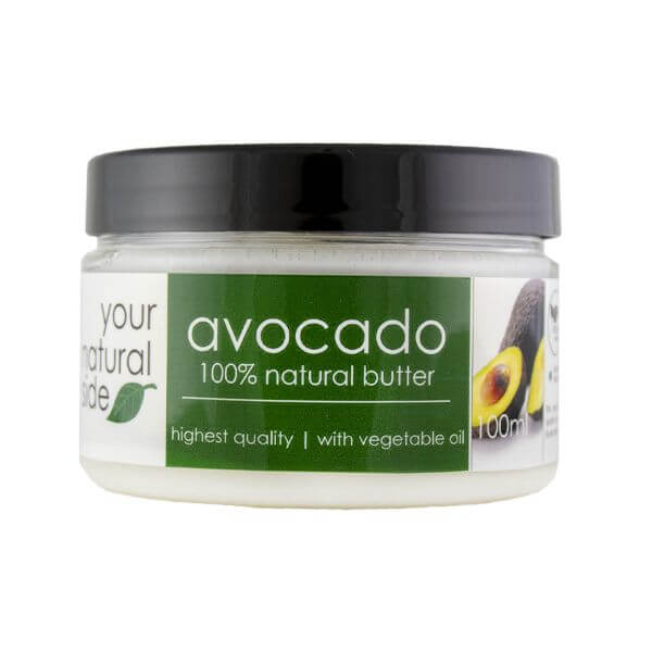 Afbeelding van Your Natural Side Avocado Butter With Soybean Oil 100ml.