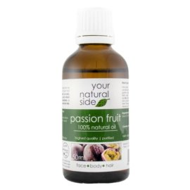 Your Natural Side Passion Fruit Oil, Refined 50ml. Cap