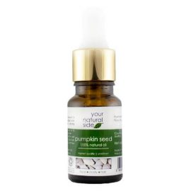 Your Natural Side Pumpkin Seed Organic Oil, Unrefined 10ml. Pipette