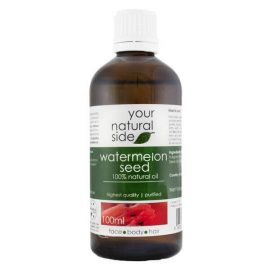 Your Natural Side Watermelon Seed Oil, Refined 100ml. Cap