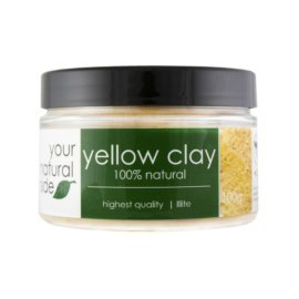 Your Natural Side Yellow Illite Clay 100g.