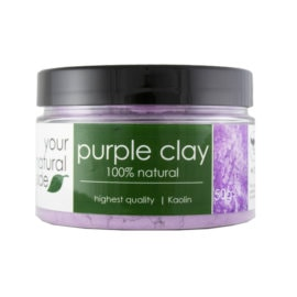 Your Natural Side Purple Kaolin Clay 50g.