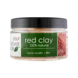 Your Natural Side Red Illite Clay 100g.