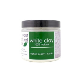 Your Natural Side White Kaolin Clay 100g.