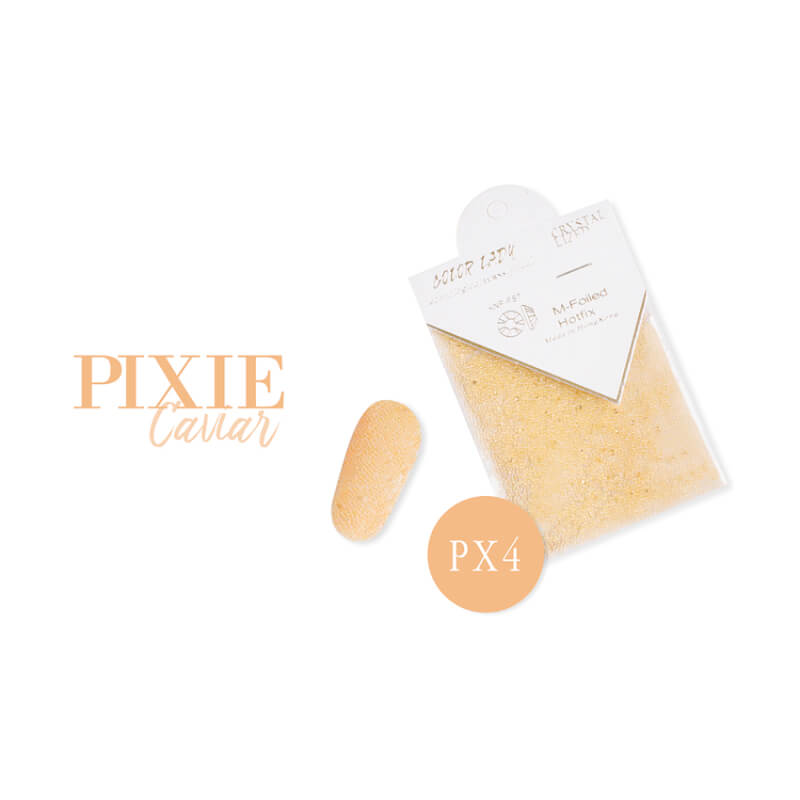 Afbeelding van Cosmetics Zone Crystal Beads Caviar Manicure PX4