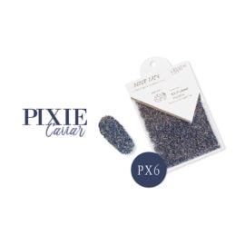 Cosmetics Zone Crystal Beads Caviar Manicure PX6