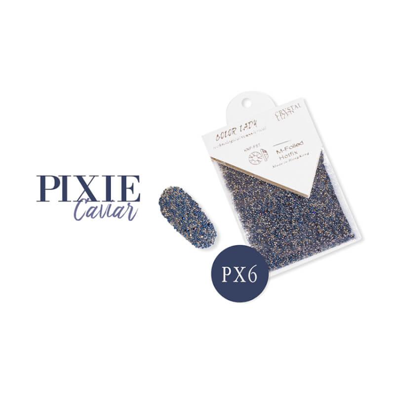 Afbeelding van Cosmetics Zone Crystal Beads Caviar Manicure PX6