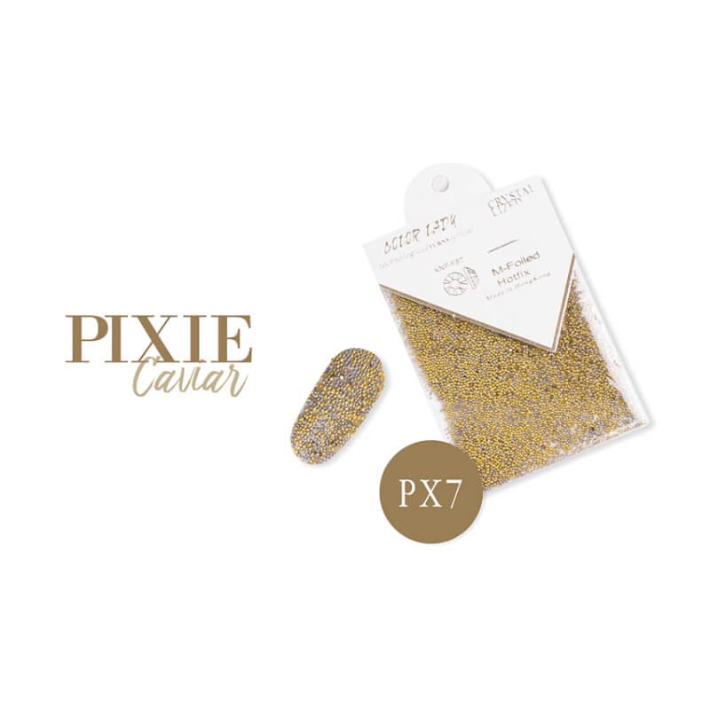 Afbeelding van Cosmetics Zone Crystal Beads Caviar Manicure PX7