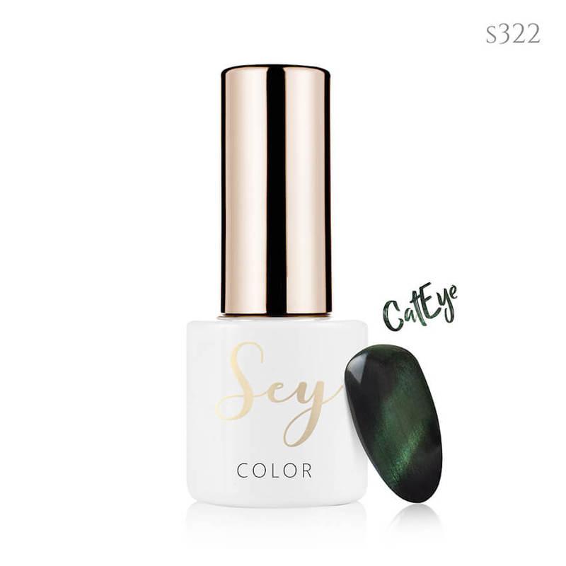 Afbeelding van Cosmetics Zone SEY UV/LED Hybride Vernis ''CAT EYE 3'' s322