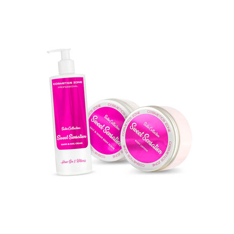 Afbeelding van Cosmetics Zone Sweet Sensation Spa Set #2