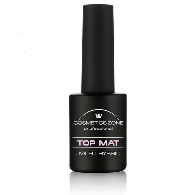 Afbeelding van Cosmetics Zone Top Mat UV/LED Hybrid 15ml.