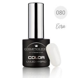 Cosmetics Zone UV/LED Hybrid Gel Nagellak 7ml. Ecru 080