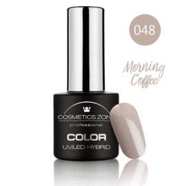 Cosmetics Zone UV/LED Hybrid Gel Nagellak 7ml. Morning Coffee 048