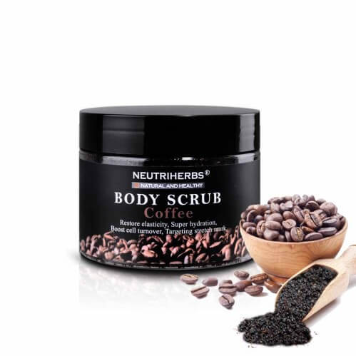 Neutriherbs Body Scrub Coffee 200g.