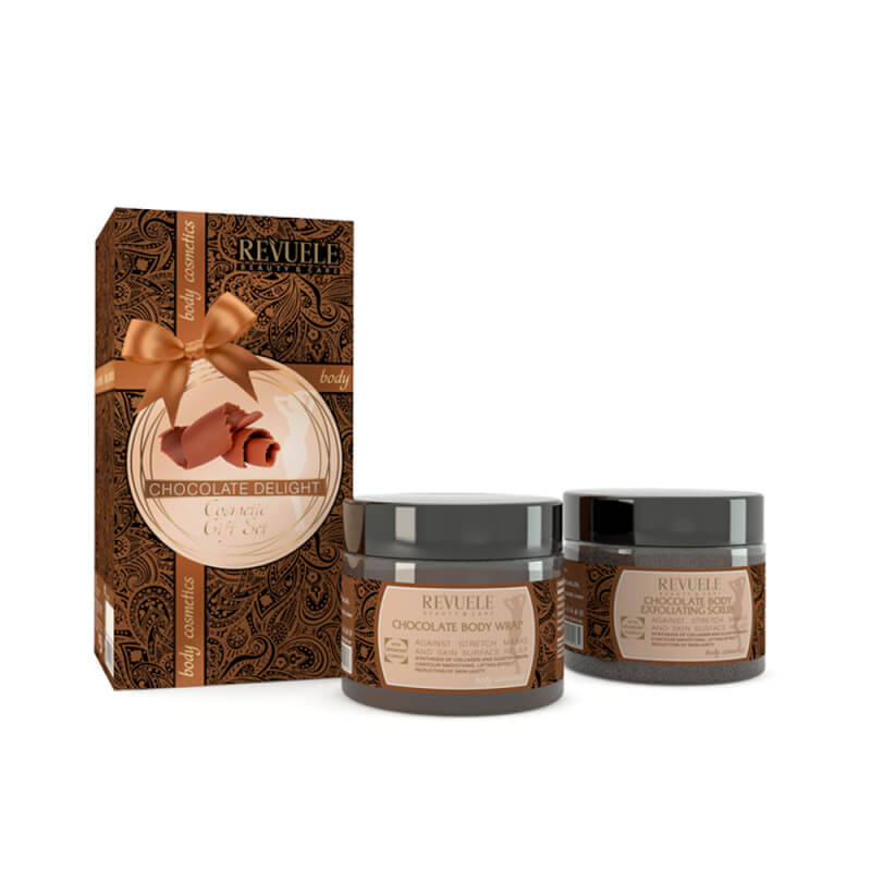 Afbeelding van Revuele Chocolate Delight Gift Set