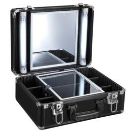 Dermarolling Make-up koffer 9500K Zwart