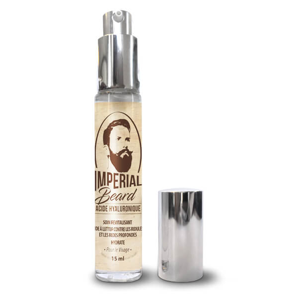 Afbeelding van Imperial Beard Hyaluronic Acid Serum For Men 15ml.