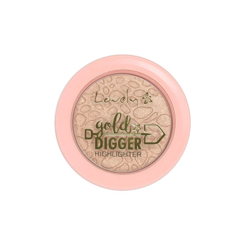 Afbeelding van Lovely Gold Digger Highlighter