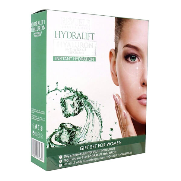 Afbeelding van Revuele Hydralift Hyaluron No1 Gift Set