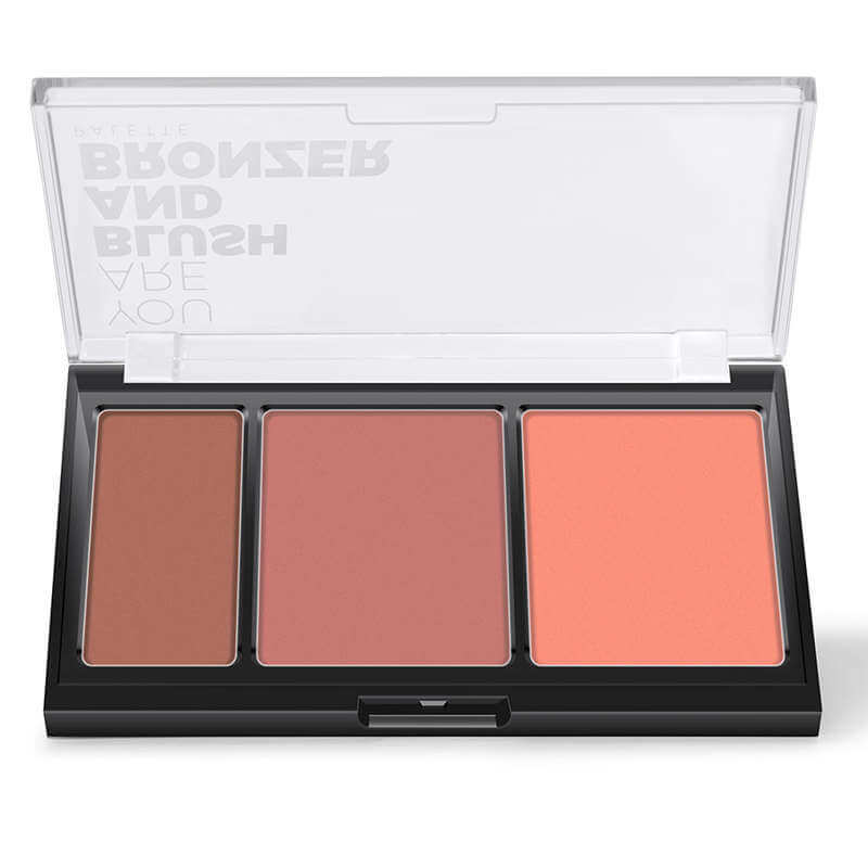 Afbeelding van You Are Cosmetics Blush & Bronzer Earth Of Siena #30902