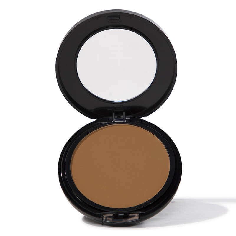 Afbeelding van You Are Cosmetics Compact Powder Mahogany #30509
