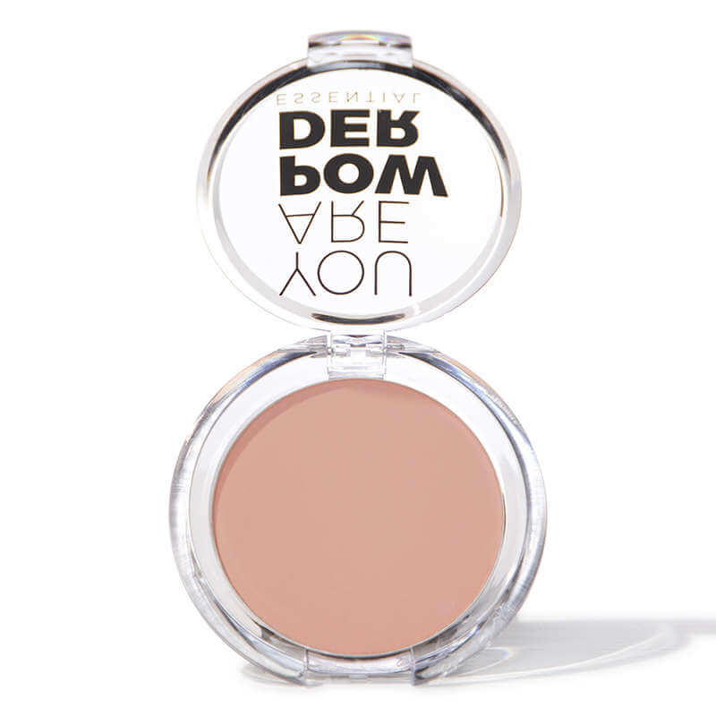 Afbeelding van You Are Cosmetics Essential Compact Powder 8g. Doe #31803