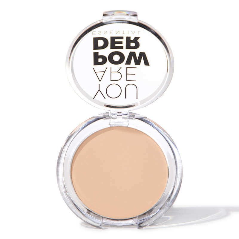 Afbeelding van You Are Cosmetics Essential Compact Powder 8g. Papayawip #31802