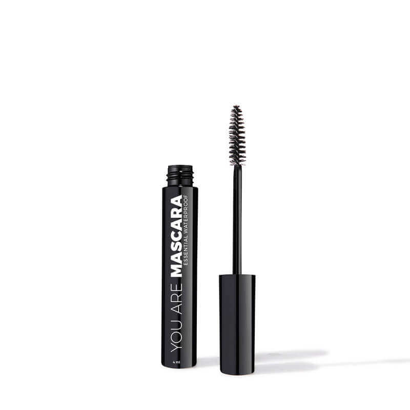 Afbeelding van You Are Cosmetics Essential Waterproof Mascara Black #11802
