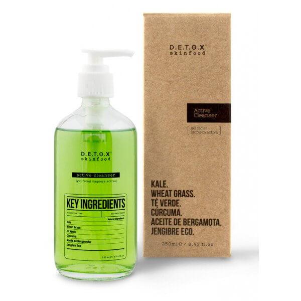 Afbeelding van Detox Skinfood Active Cleanser 250ml.*