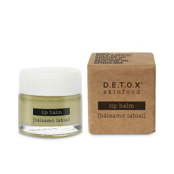 Afbeelding van Detox Skinfood Lip Balm 10ml.*