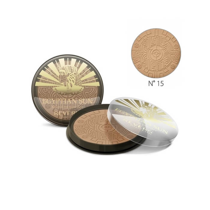 Afbeelding van REVERS® Egyptian Sun Bronzing Compact Powder #15
