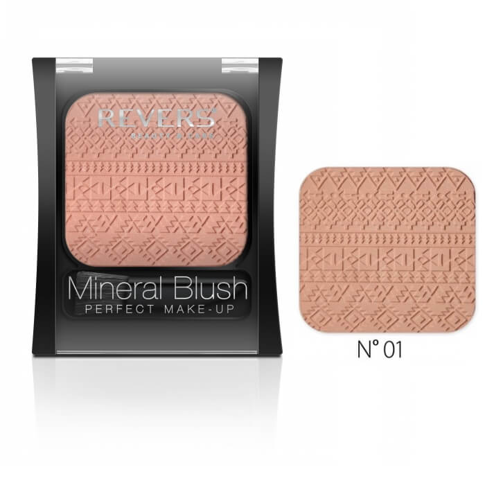 Afbeelding van REVERS® Mineral Blush Perfect Make-up #1