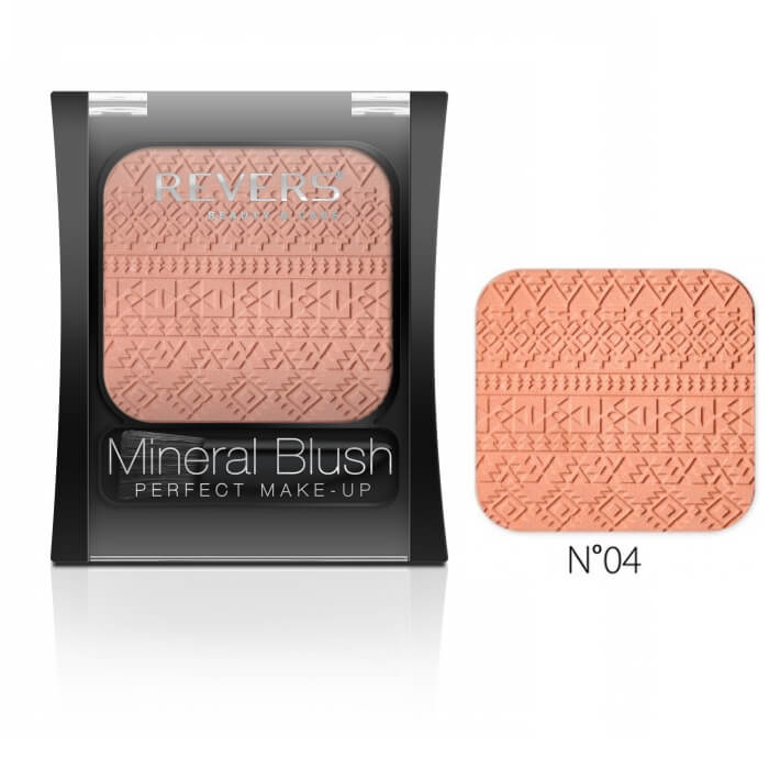 Afbeelding van REVERS® Mineral Blush Perfect Make-up #4