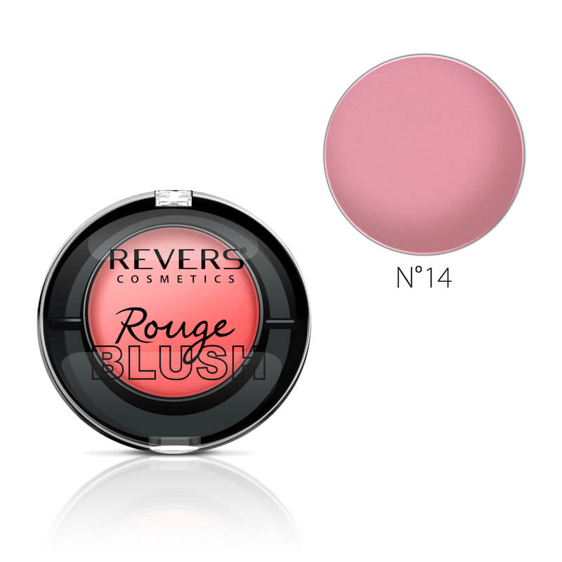 Afbeelding van REVERS® Rouge Blush Silky Smooth Consistence #14