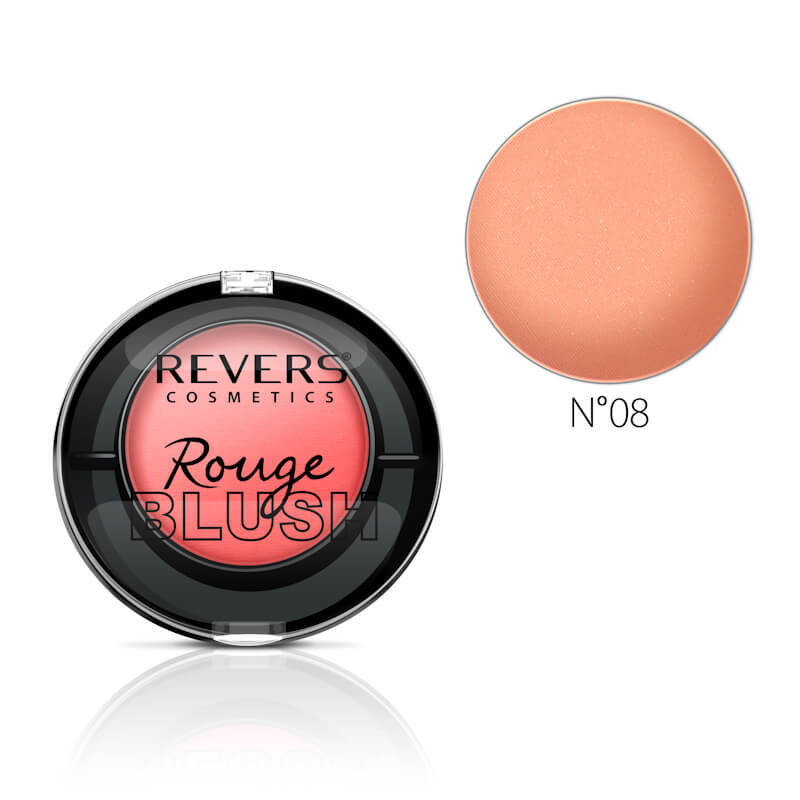 Afbeelding van REVERS® Rouge Blush Silky-smooth Consistence #08