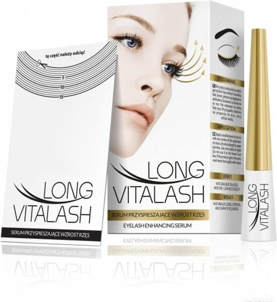 Afbeelding van REVERS® Wimperserum Long Vitalash 5ml.