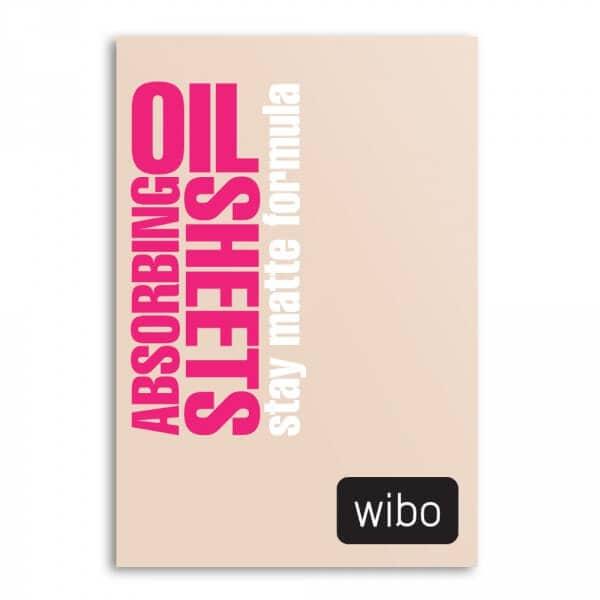 Afbeelding van Wibo Oil Absorbing Sheets