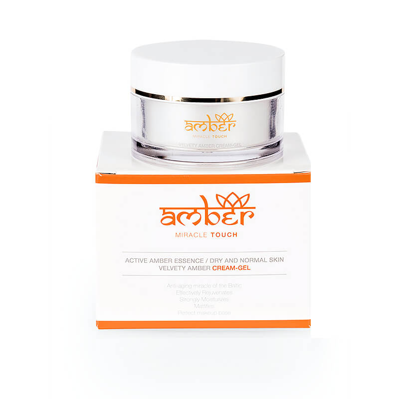 Afbeelding van AMBER® Miracle Touch - Velvety Amber Cream Gel 50ml.