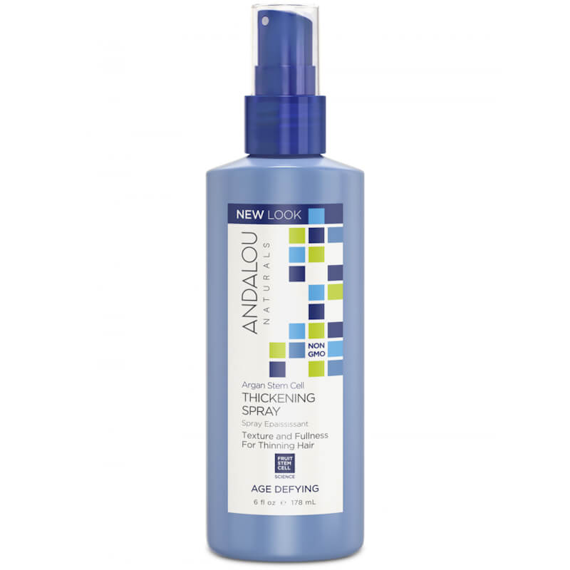 Afbeelding van Andalou Naturals Argan Stem Cell Thickening Spray - Age Defying 178ml.