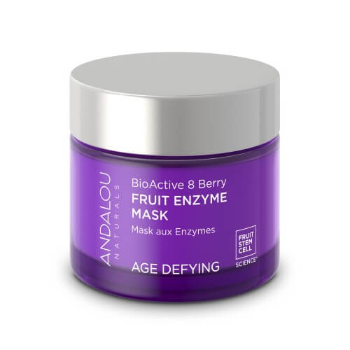Afbeelding van Andalou Naturals Bioactive 8 Berry Fruit Enzyme Mask - Age Defying 50ml.