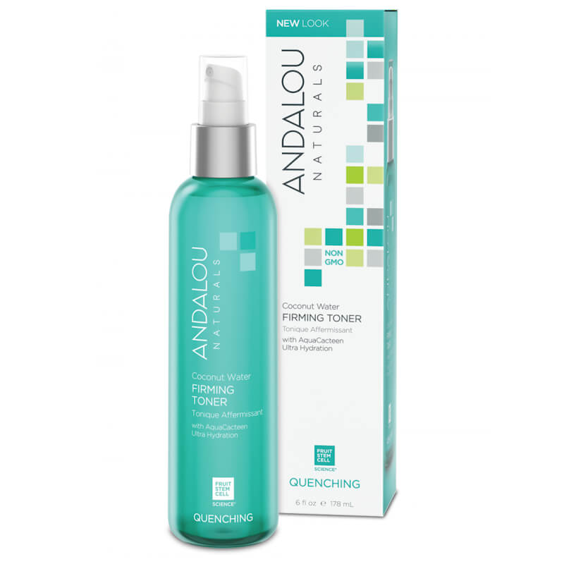 Afbeelding van Andalou Naturals Coconut Water Firming Toner - Quenching 178ml.