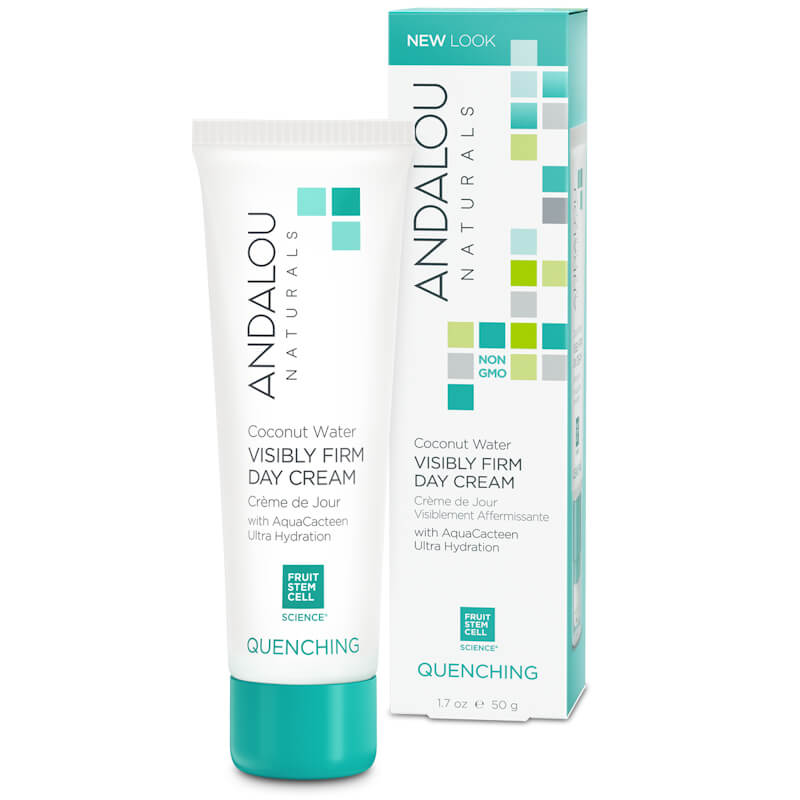Afbeelding van Andalou Naturals Coconut Water Visibly Firm Day Cream - Quenching 50g.