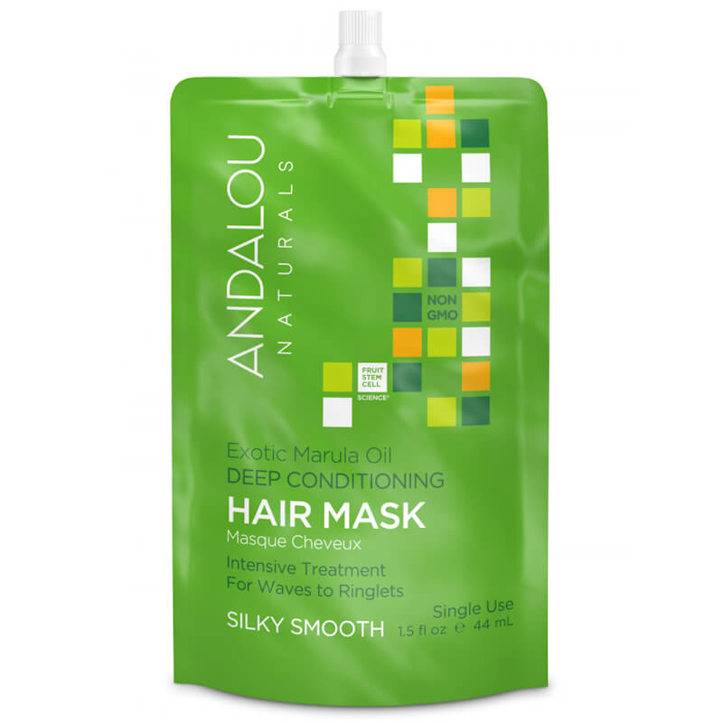 Afbeelding van Andalou Naturals Exotic Marula Oil Silky Smooth Hair Mask- For Waves To Ringlets 44ml.