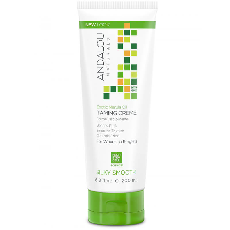 Afbeelding van Andalou Naturals Exotic Marula Oil Silky Smooth Taming Creme - For Waves To Ringlets 200ml.