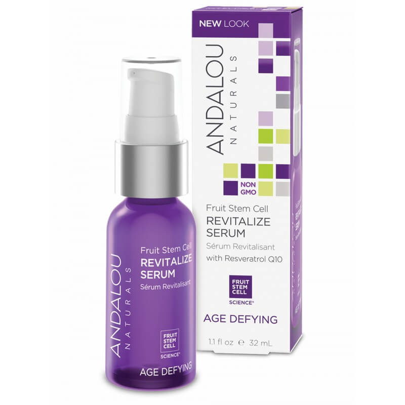 Afbeelding van Andalou Naturals Fruit Stem Cell Revitalize Serum - Age Defying 32ml.