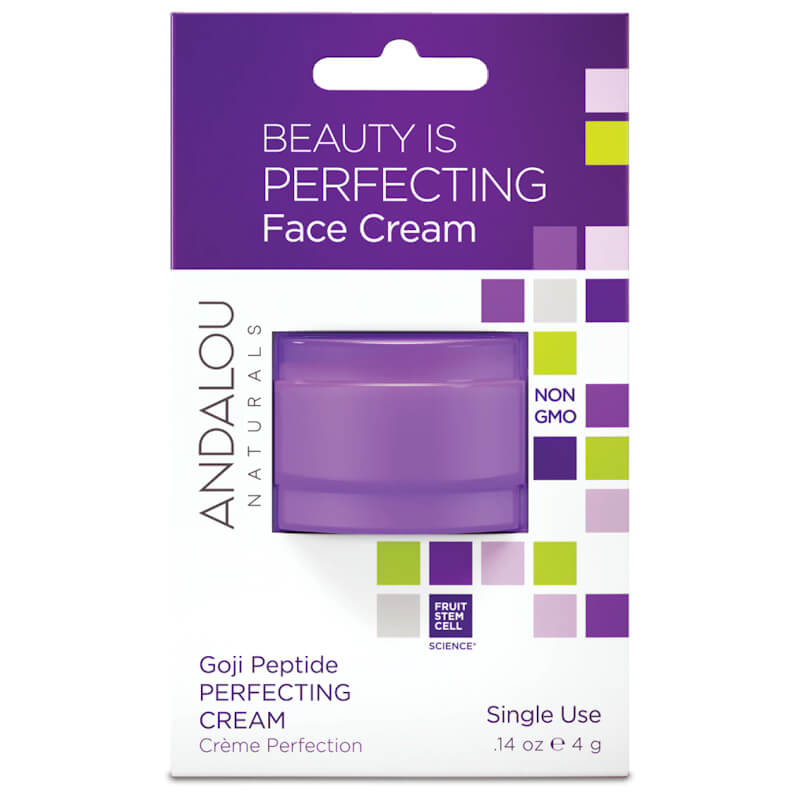 Afbeelding van Andalou Naturals Beauty Is Perfecting Face Cream Pod - Age Defying 4g.