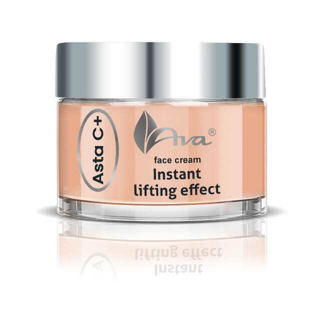 Afbeelding van AVA Cosmetics ASTA C+ Instant Lifting Effect Face Cream 50ml.