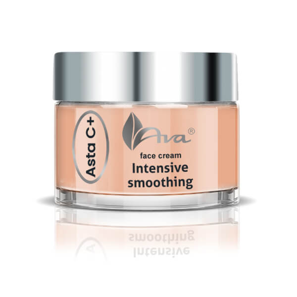 Afbeelding van AVA Cosmetics ASTA C+ Intensive Smoothing Face Cream 50ml.